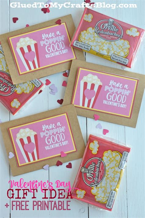 free valentines date ideas poppin s day gift idea w free printable