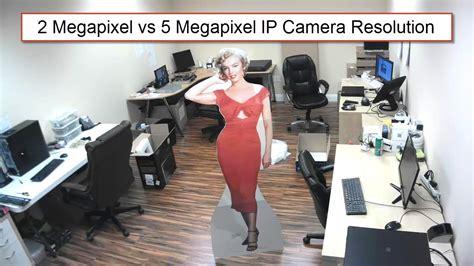 Cctv Outdor Ahd 2megapixel compare 2 megapixel vs 5 megapixel ip security