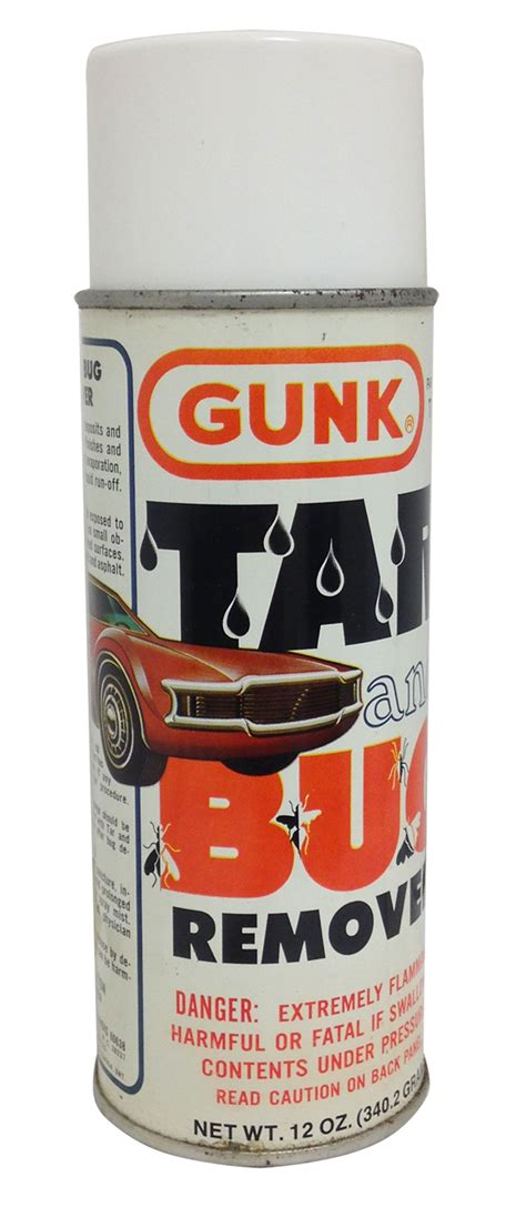 Tar And Bug Remover gunk tar and bug remover dxtr 1 bmi karts and parts