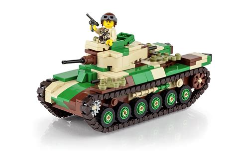 World Of Lego 9 awesome lego tanks pictures the armored patrol