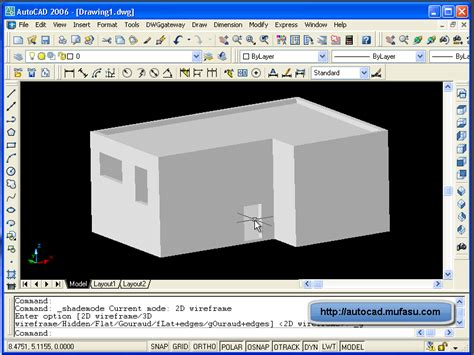 tutorial for autocad 3d cad online home mansion