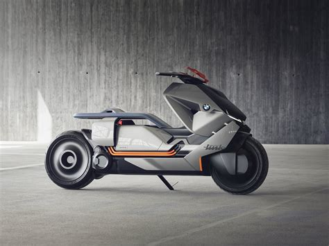 Bmw Motorrad Pt by Bmw Motorrad Concept Link A Scooter Do Futuro Motonews