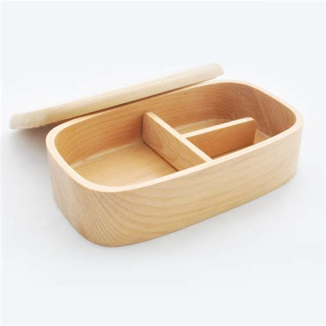 take away handmade wholesale japanese wooden bento box