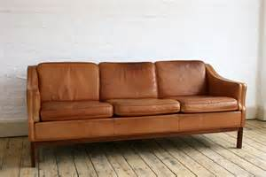 Beige Leather Sectional Sofa Guiden Prop Hire