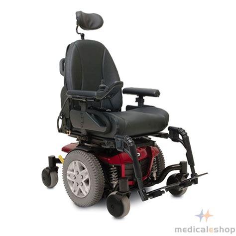 Quantum Power Chair by Pride Quantum Series Edge Power Chair Mid Wheel Drive