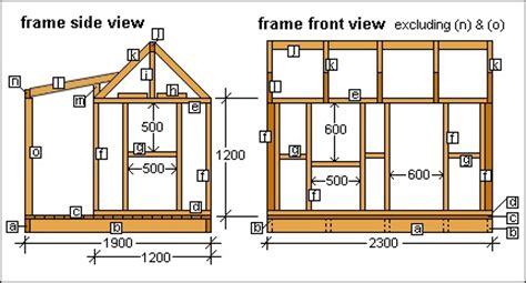 How to build a Wendy House   Junk Mail Blog