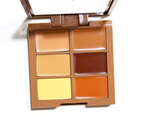Nyx Corrector Palette nyx conceal correct contour palette in swatches