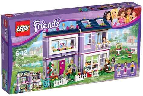 lego friends emma s house new lego friends 2015 pets vets pools and a balloon