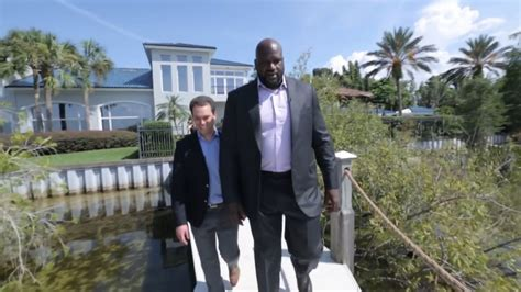 shaqs house check out shaq s 70 000 square foot mansion