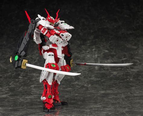 GUNDAM GUY: MG 1/100 ?? Sengoku Gundam Astray   Review by