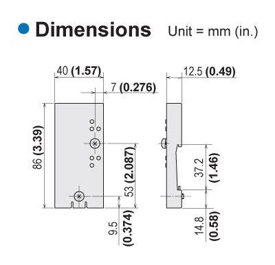 ac capacitor mounting bracket item padp01c capacitor mounting bracket on motor usa