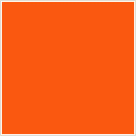 orange html color hex fa5711 hex color rgb 250 87 17 international