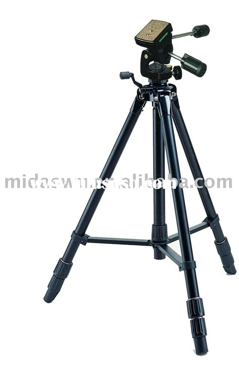 Kingjue Tripod Vt 1800 Black solidex vt 87hq tripod solidex vt 87hq tripod