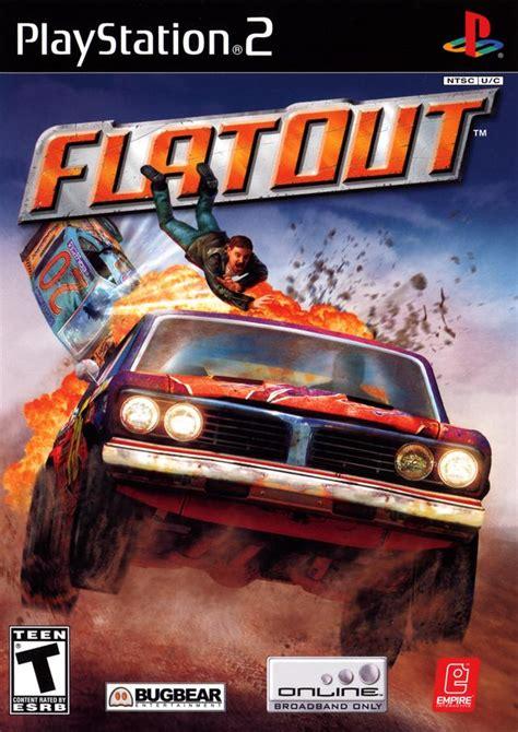 FlatOut (USA) ISO Emuparadise Ps2 Emulator