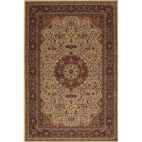 9 X 13 Area Rugs Shop Concord Global Dynasty Ivory Rectangular Indoor Woven Area Rug Common 9 X 13