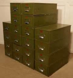 antiques atlas 20 veteran series green metal filing