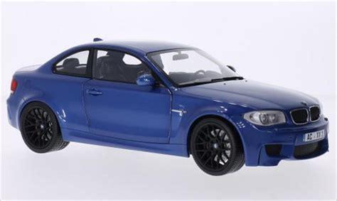 Bmw 1er 2011 Kaufen by Bmw 1m M Coupe Metallic Blau 2011 Minichs Modellauto 1