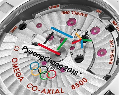 Omega Seamaster Aqua Terra 'PyeongChang 2018' Limited Edition Watch For 2018 Olympics   aBlogtoWatch