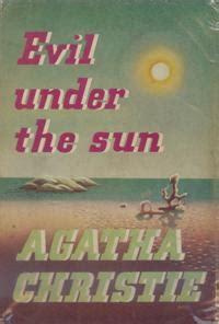 libro evil under the sun malico sub la suno wikipedia s evil under the sun as translated by gramtrans