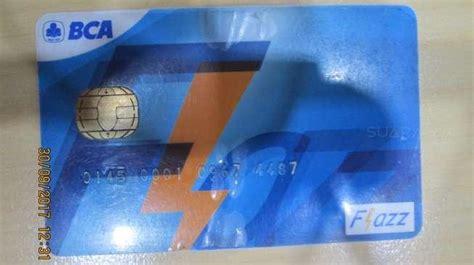 kini kartu flazz bca bisa dipakai di jalan tol jakarta