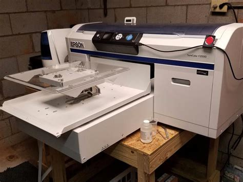 Printer Dtg F2000 dtg printer for sale classifieds