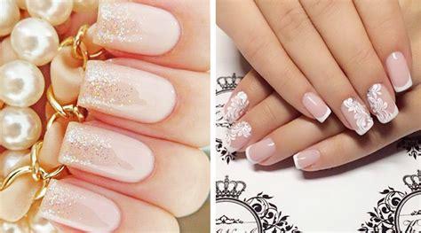 Wedding Manicure by Wedding Manicure Ideas