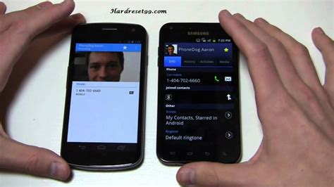 reset samsung backup password samsung epic 4g touch hard reset factory reset and