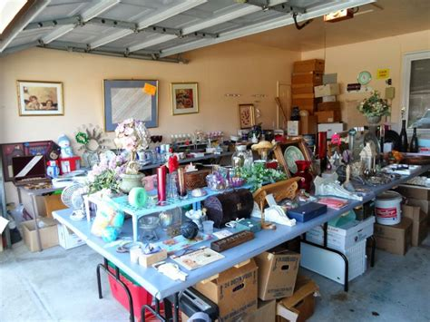 Garage Saling Tips by Tips And Garage On