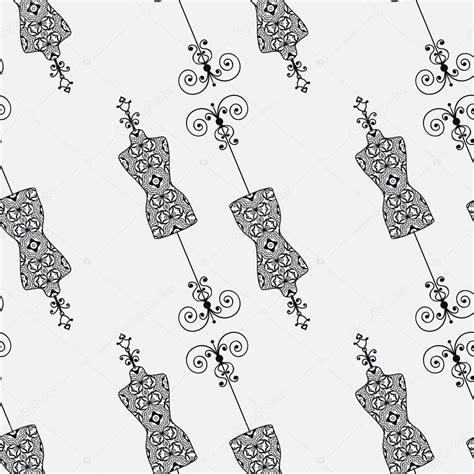 imagenes sin fondo visual basic blanco y negro de patrones sin fisuras con maniqu 237 de