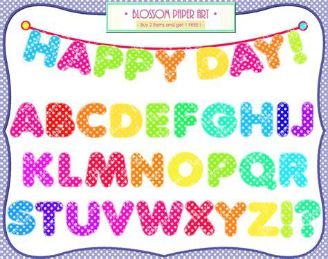 free printable alphabet letters clip art alphabet clipart digital letters printables banners