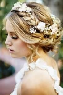 wedding bridesmaid hairstyles for medium length hair