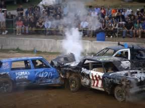 photos nj s outrageous demolition derby business insider