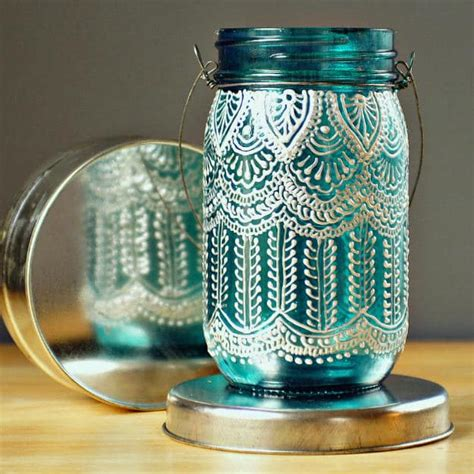 jar crafts diy 32 jar crafts you can make in an hour 2nd