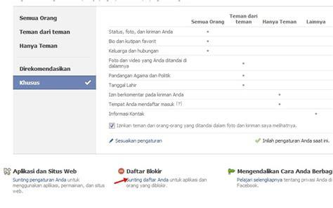 fb terbaru cara terbaru mengembalikan teman fb yang sudah di blokir