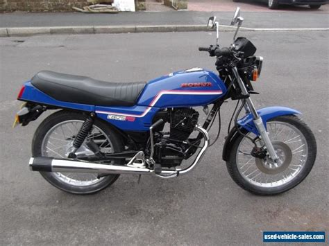 Honda Cb For Sale by 1986 Honda Cb125rs For Sale In The United Kingdom