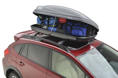 subaru roof rack accessories 2016 subaru outback roof cargo carrier provides side
