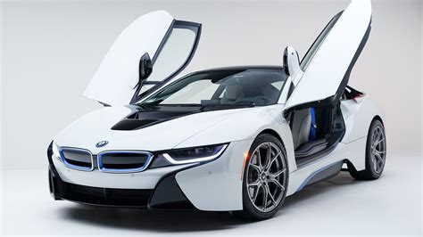 bmw i8 wallpaper hd at night best bmw i8 wallpaper icon wallpaper hd