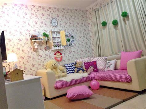 design wallpaper dinding ruang tamu minimalis kumpulan desain rumah