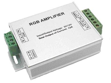 Rgb Led Lifier rgb lifier 4a ch aluminum