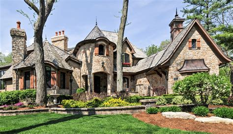 Indoor Stone Fireplace tuscan style naperville mansion boasts indoor pool six