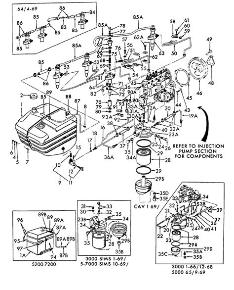 wiring diagram for ford 5000 tractor the for gooddy org