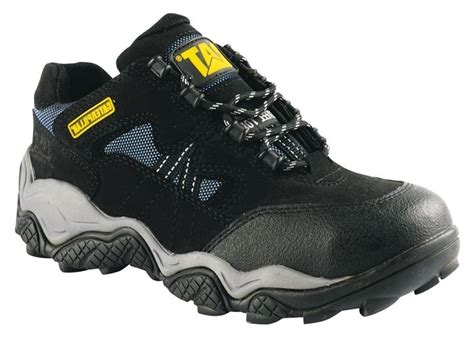 Caterpillar Low Safety Size 39 43 caterpillar working shoes primal low black