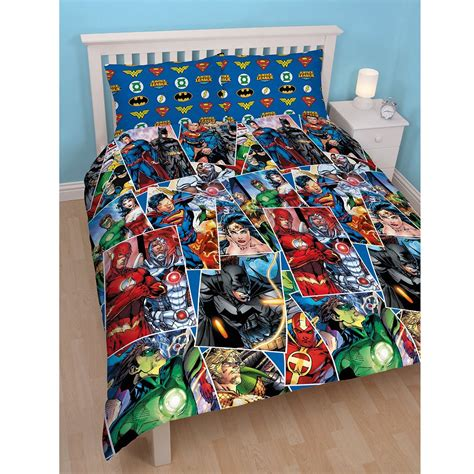 Batman Quilt Cover by Dc Comics Batman Superman Duvet Cover And Pillowcase