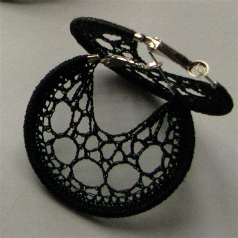 free crochet pattern heart earrings crochet earring pattern crochet patterns