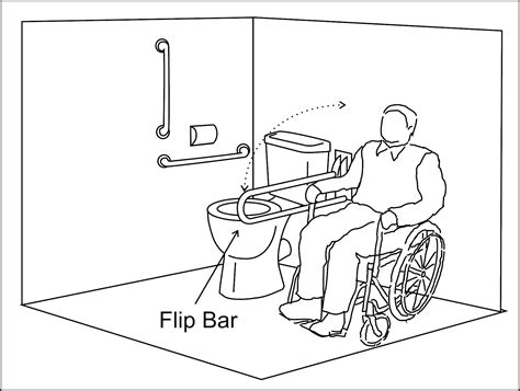 How To Draw A Disabled Person