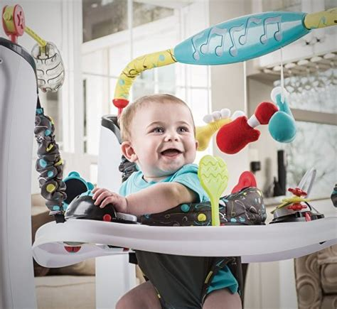 Evenflo Exersaucer Jump Learn Stationary Jumper best jumpers and learning toys for babies evenflo