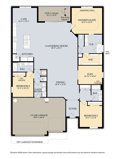pulte floor plan archive pulte townhome floor plans