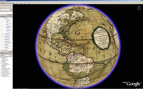 pc globe maps and facts david rumsey historical map collection earth adds