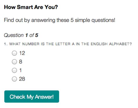 quiz questions numbers answers 5 best free wordpress quiz plugins