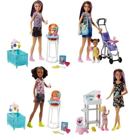 fashion doll playset skipper inc doll and playset styles